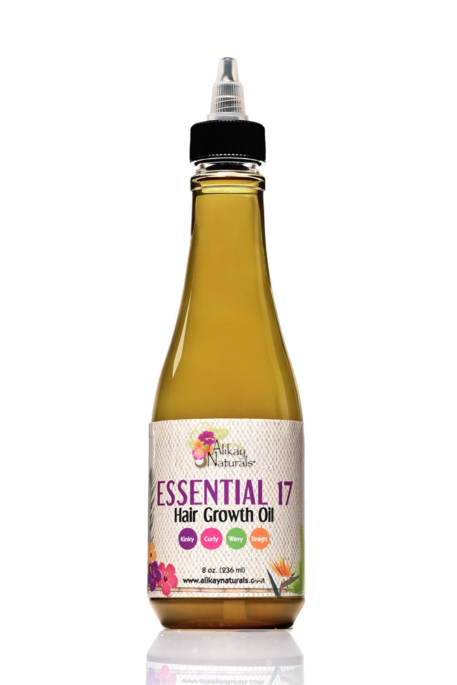 Alikay Naturals Essential 17 Hair Oil 8oz