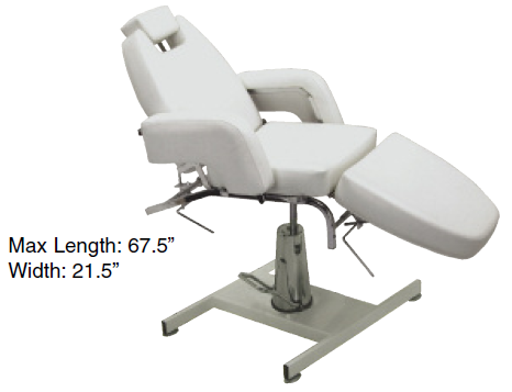 Facial and Treatment Chairs