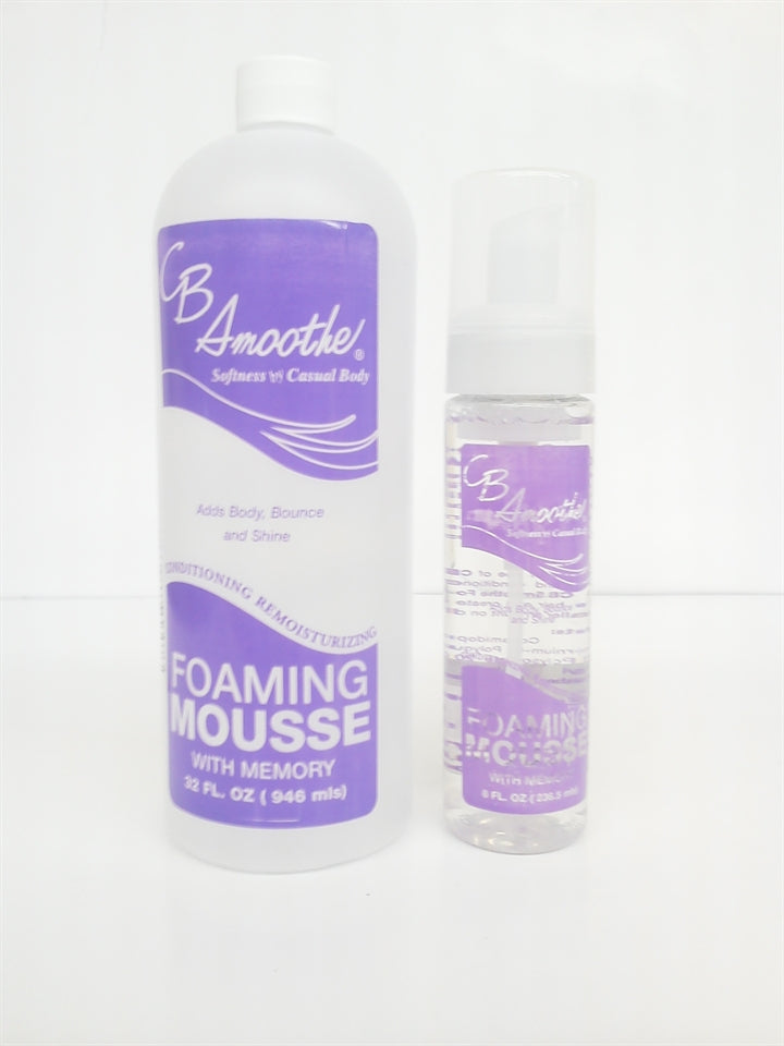CB Smoothe Foaming Mousse