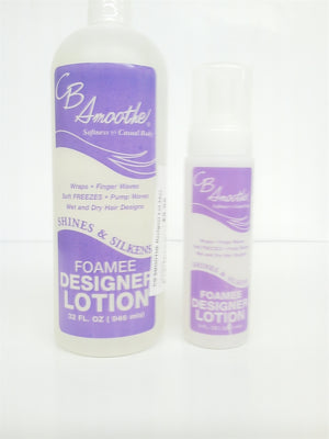 CB Smoothe Foamee Designer Lotion