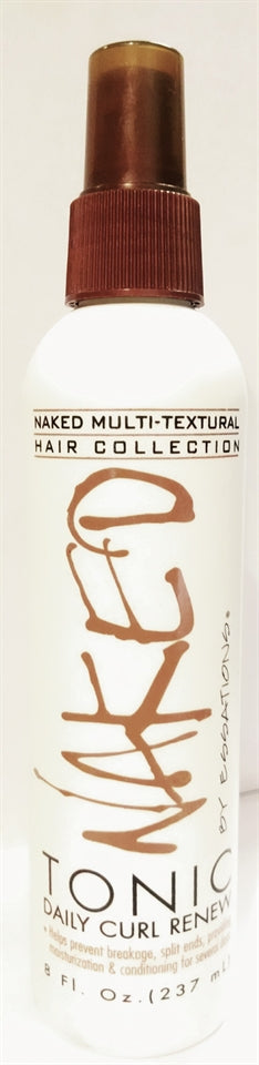 Naked Tonic Curl Renew Leave-In Conditioner 8oz