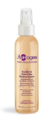 Aphogee Keratin & Green Tea Restructurizer 8oz