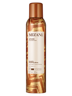 Mizani Lived-In Finishing Texture Spray 6.7oz
