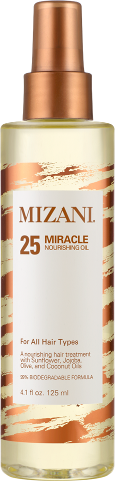 Mizani 25 Miracle Nourishing Oil 4.2oz