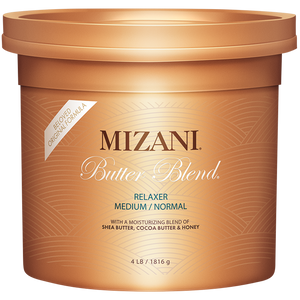 Mizani Butter Blend Rhelaxer Original Formula Medium Relaxer 4lb