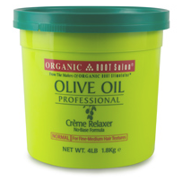 Organic Root Stimulator Olive Oil Creme Relaxer 4lb