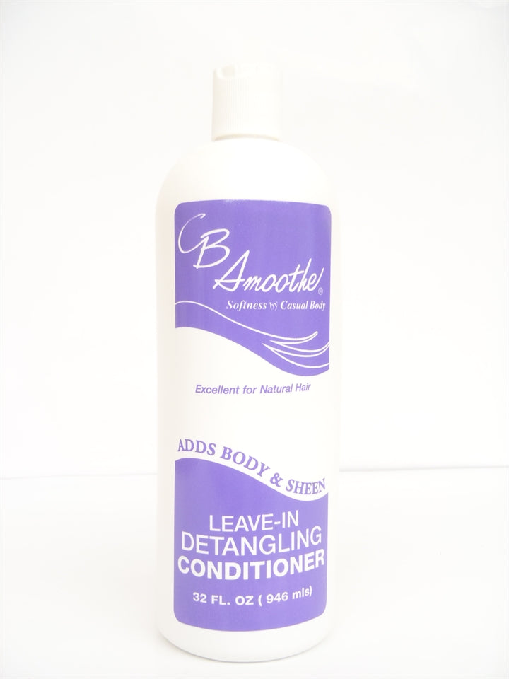 CB Smoothe Leave-In Detangling Conditioner 32oz