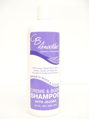CB Smoothe Creme & Body Shampoo 32oz