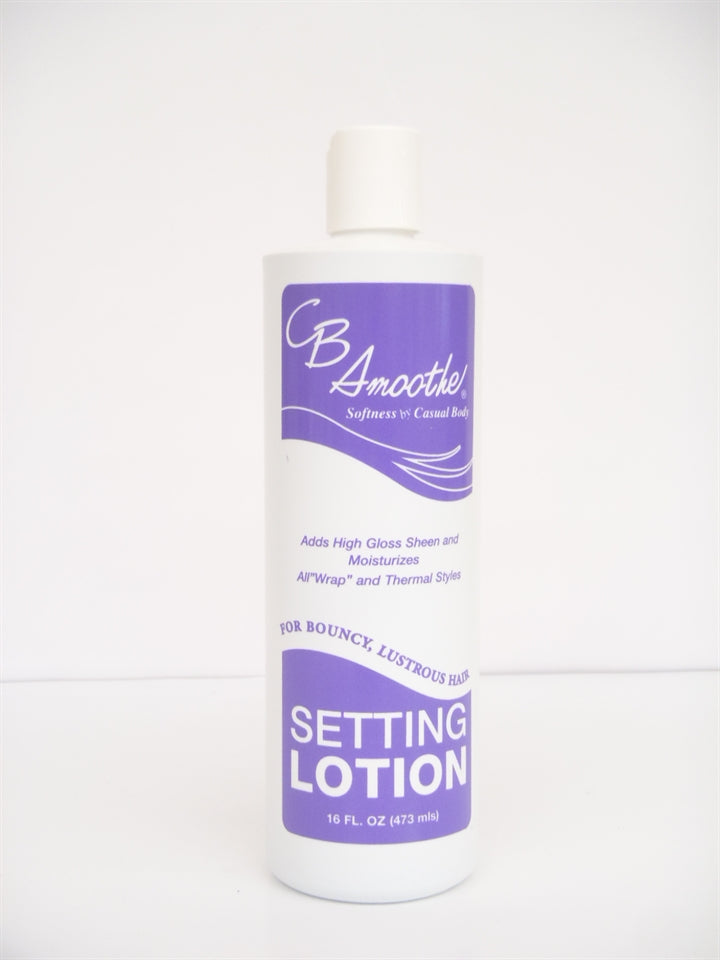 CB Smoothe Setting Lotion 16oz
