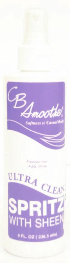 CB Smoothe Spritz with Sheen 8oz