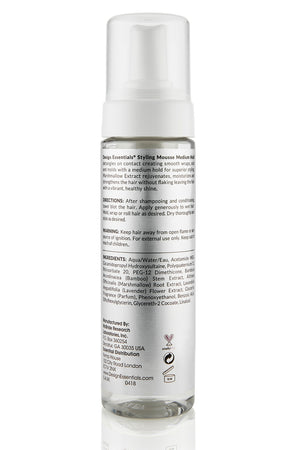 Design Essentials Platinum Styling Mousse 7oz
