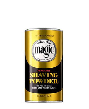 Magic Shave Shaving Powder Fragrant 4.5oz