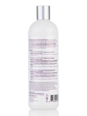 Design Essentials Strengthening Therapy Sulfate Free Shampoo 16oz