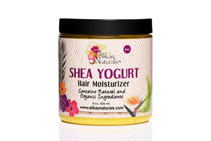 Alikay Naturals Shea Yogurt Hair Moisturizer 8oz