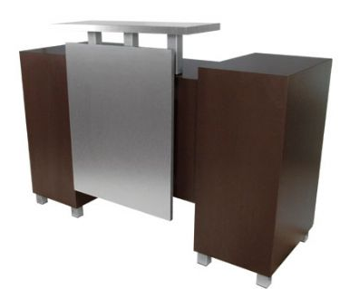 Collins 930-60 Amati Amico Reception Desk