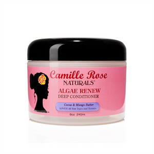 Camille Rose Algae Renew Deep Conditioner 8oz