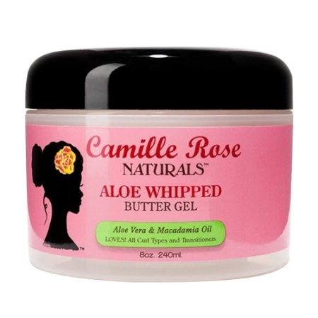 Camille Rose Aloe Whipped Butter Gel 8oz