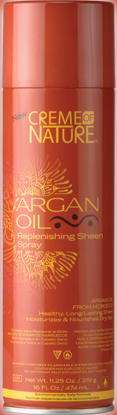 Creme of Nature Argan Oil Sheen Spray 16 fl. oz