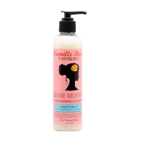 Camielle Rose Naturals Creme Restore Conditioning Cleanser 8oz