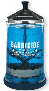 Barbicide Midsize Disinecting Jar