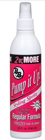 BB Pump it Up! Styling Spritz Reg 8oz
