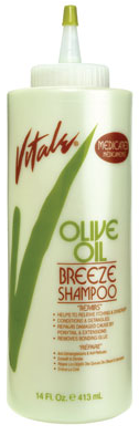 Vitale Olive Oil Breeze Shampoo 14oz
