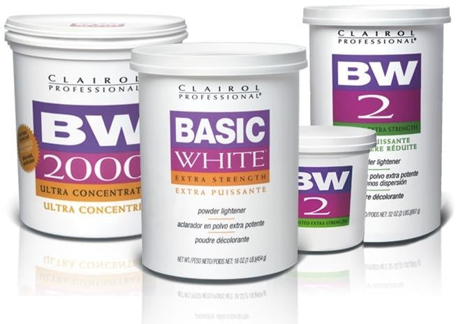 Clairol Basic White Lightener
