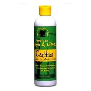 Jamaican Mango & Lime Cactus Leave In Moisturizer 8oz