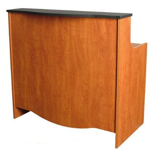 Collins Cameo Reception Desk 3346-45
