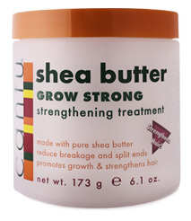 Cantu Shea Butter Grow Strong Strengthening Treatment 6oz
