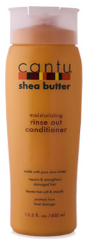 Cantu Shea Butter Rinse Out Conditioner 13.5oz