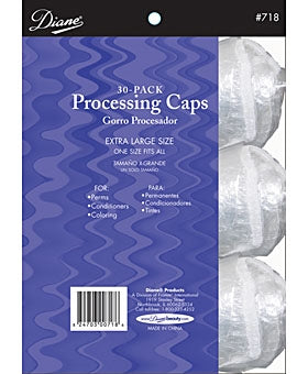 Processing Caps 30 Count