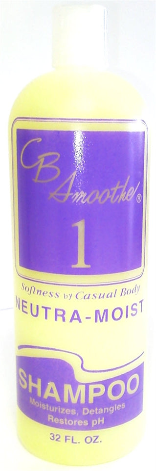 CB Smoothe Neutra-Moist Shampoo 32oz