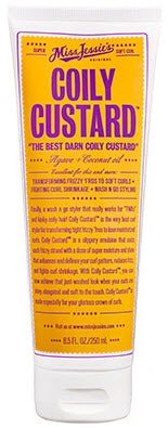 Miss Jessie's Coily Custard 8.5oz