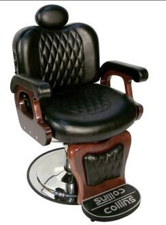 Collins Commander 9050 Barber Chair