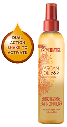 Creme of Nature Argan Oil Leave-In Conditioner 8.45oz