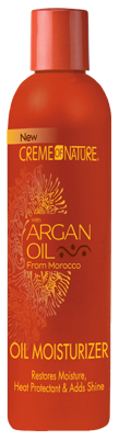 Creme of Nature Argan Oil Oil Moisturizer 8.45oz