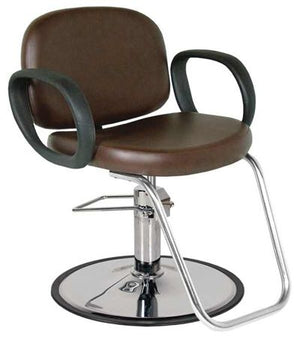JeffCo 604.0.G Contour Styling Chair