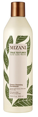 Mizani True Textures Cream Cleansing Conditioner 16.9oz