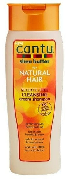 Cantu Natural Hair Cleansing Shampoo 13.5oz