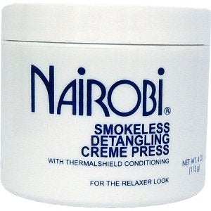 Nairobi Smokeless Detangling Creme Press