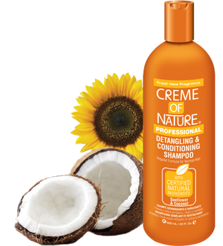 Creme of Nature Detangling Conditioning Shampoo