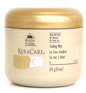 Keracare Curling Wax 4oz (115g)
