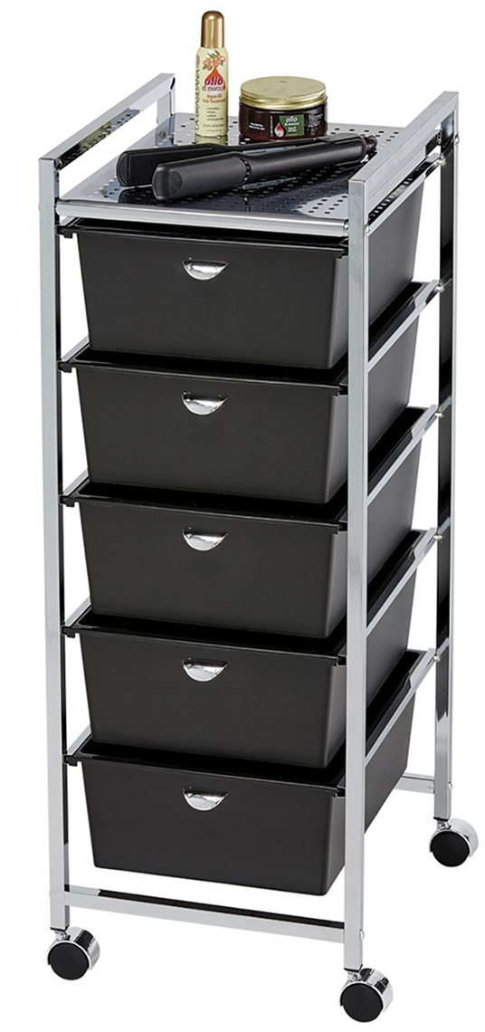EBS 5 Drawer Cart