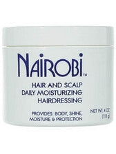 Nairobi Hair & Scalp Daily Moisturizing Hairdressing 4oz