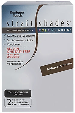 Designer Touch Straight Shades Color Relaxer