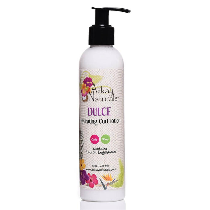 Alikay Naturals Dulce Hydrating Curl Lotion 8oz