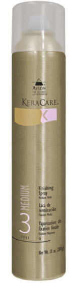 KeraCare Finishing Spray MEDIUM 10oz