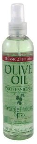 Organic Root Olive Oil Flexible Holding Spray 8oz