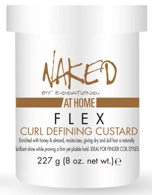 Naked Flex Curl Defining Custard 8oz